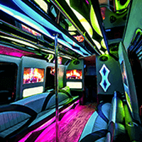 Sacramento Party Bus Rental